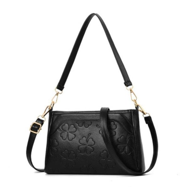 NEW Messenger Bag Women Handbag Cross body Leather Plaid New Fashion Woman Crossbody Bag Female PU Leather Sac a Main