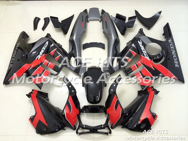 New ABS Injection Fairings set For HONDA CBR600F F3 1995 1995 1996 1997 1998 CBR600F F3 95 96 97 98 All sorts of color NO.M685