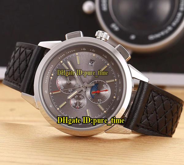 186febba748 10 cores 42mm data ingenieur família mostrador branco iw380701 automático  mens watch pulseira de couro de aço de prata qualidade baratos novos  relógios ...