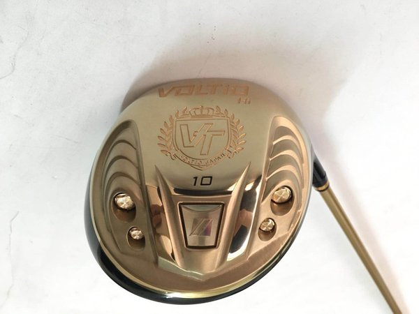 Top quality golf clubs 9 10 degree VT HI drivers with shaft and grip free shipping