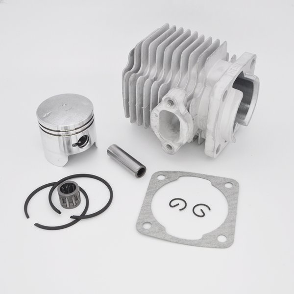 Fit 47cc Engine Quad Pit Dirt Pocket Bike ATV 40mm Cylinder Piston & 10mm Pin ring Kit