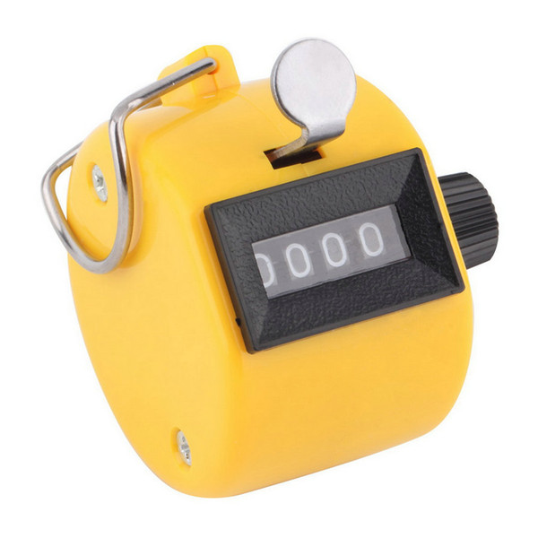 Golf Handheld Manuale 4 cifre numerate Tally Counter Clicker