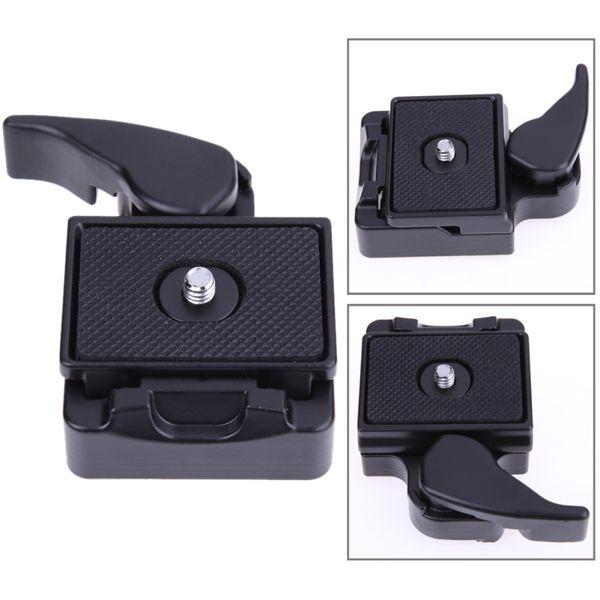 Universal Schnellwechselplatte SLR DSLR Kamera Objektiv Stativ Klemmplatte Adapter Stativ Einbeinstative Für Stativ Montieren Schraube