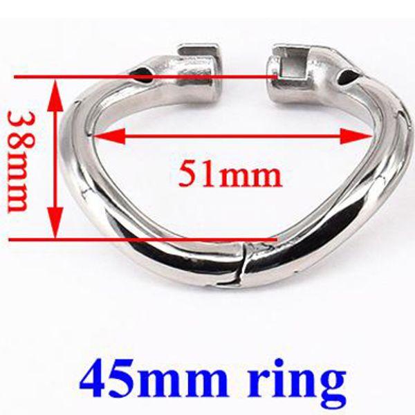 Tamaño del anillo: 45 mm