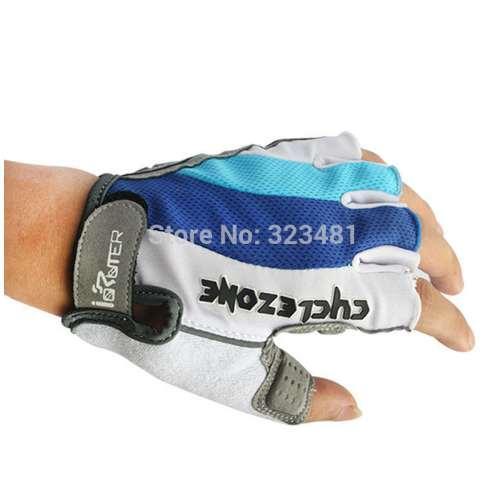 Mountain Bike Cycling Gloves Fishing men women S XXL cyclezone luvas para ciclismo mtb Bicycle Half finger gloves Gel