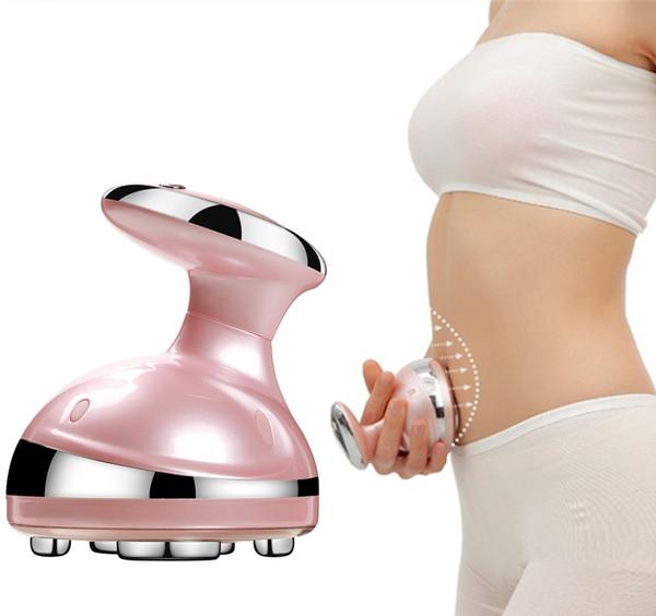 Ultrasonic Cavitation Body Slimming Machine LED RF Reduce Fats Body Shaper Sonic RF Lipo Ultrasound Massager Weight Loss Beauty Equipment