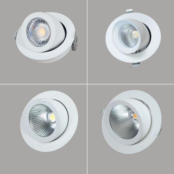 check out 65e5c 57cc2 10W/20W/30W/40W LED Trunk Downlight COB Ceiling AC85 265V Adjustable  Recessed Super Bright Indoor Light Cob Led Downlight Led Downlighters  Halogen ...