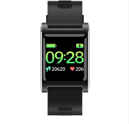 For Saudi Arabic customer fashion big screen size wristband intelligent bracelet K88 PLUS waterproof