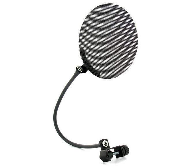 Alctron ma019b Neuer Metallschirm-Mini-Pop-Filter für Mikrofone