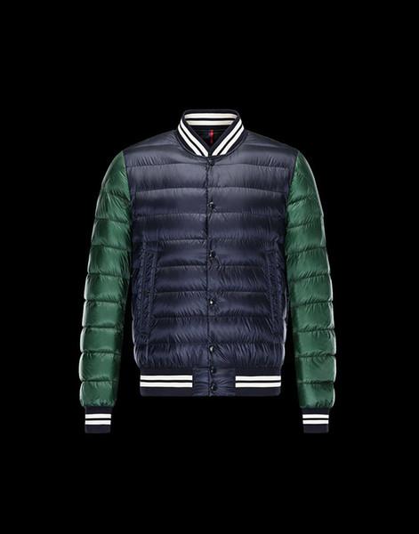 M415 ENRICK куртка с капюшоном с капюшоном мужская тонкая куртка Зима Лучшее качество