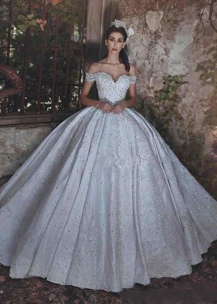 Nach Maß ein Schulter Hochzeitskleid | Kleid & Kleidung