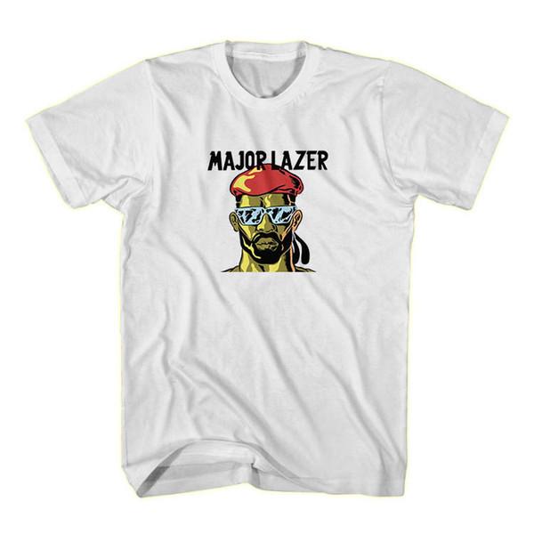 Major Lazer Diplo Jillionaire e Walshy Fire Switch T-Shirt S-3XL