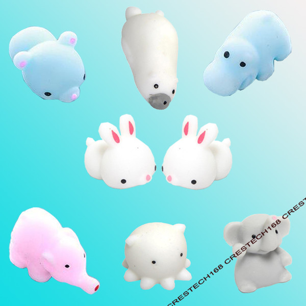 Acheter Fille Kawaii Cadeau Animal Squishies Slow Rising Jumbo Toy Animals Mignon Kawaii Squeeze Dessin Animé Jouet Mini Squishies Chat Squishiy