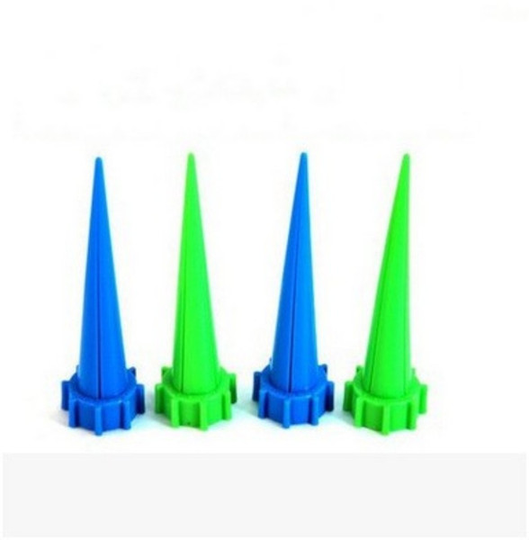 Zimmerpflanze Blumentopf Wasser Dosen Grün Blau Kunststoff Automatische Bewässerung Gerät Blumen Drip Gartenbewässerung Werkzeuge 1 7ny ff