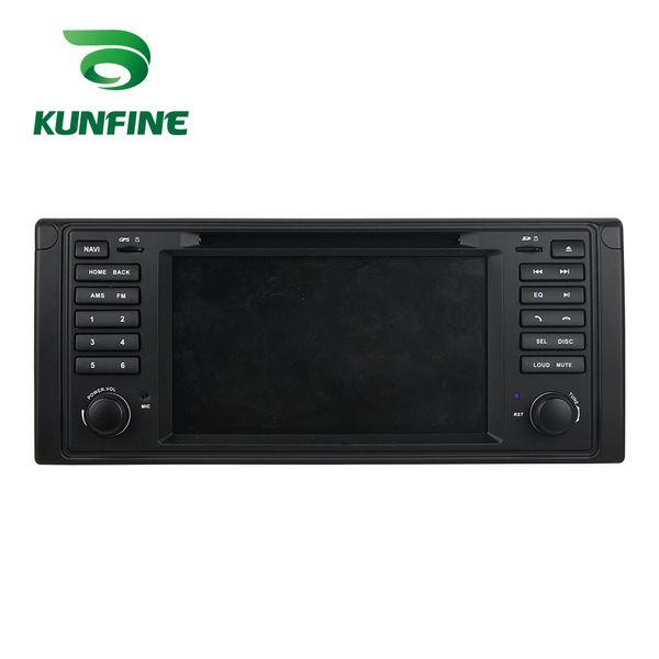 Octa Núcleo 4 GB RAM Android 8.0 Car DVD Navegação GPS Multimídia Player Estéreo para BMW M5 / E39 / X5 / E53
