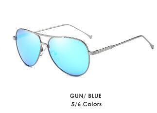 Pistola azul