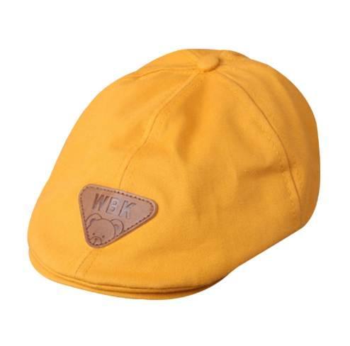 fashion children cotton Beret Hats bonnet hat warm caps boy girl cap kids newsboy cap baby boy boinas Autumn Winter Warm gorro