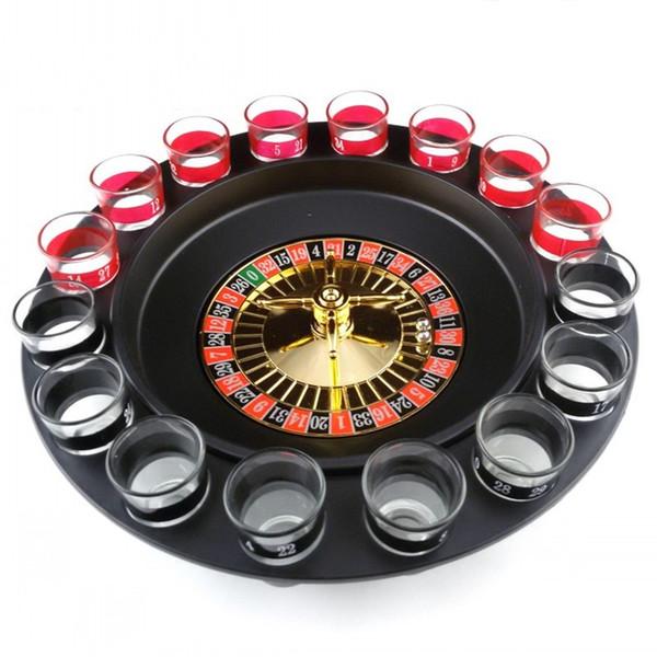 Простой русский спиннинг рулетка безопасности легко носить с собой бокал для вина игры комплект для KTV Pub питьевой рулетка установить высокое качество 19 5gb B
