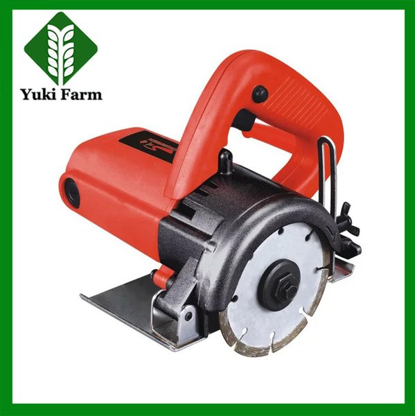 110mm Electric Marble Cutter Machine 1400w 220v Tile Saw Portable Electric Tile Cutting Machine Small Marble Cutter Tools