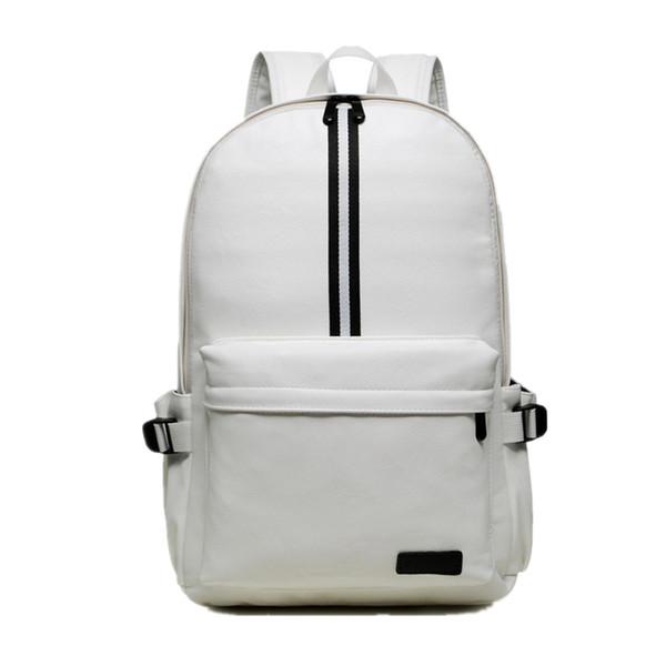 2018 nueva moda coreana masculina y femenina bandolera College junior high school student bag simple travel mochila