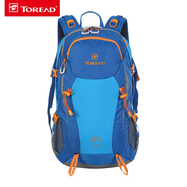 TOREAD Sport Bags Outdoor Men/women Fashion Wear Comfortable 30L Multilayer Backpack for Hiking Running Climbing HEBE80003