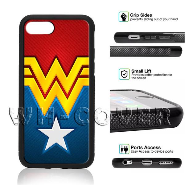 Wonder Woman Diana Gal Gadot DC Comics iphone case