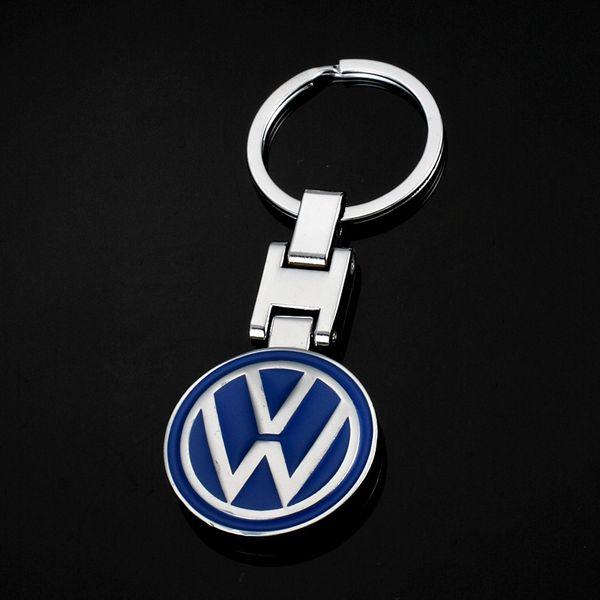 Car logo keychain Creative H buckle metal car logo Men's waist metal pendant activities gifts must