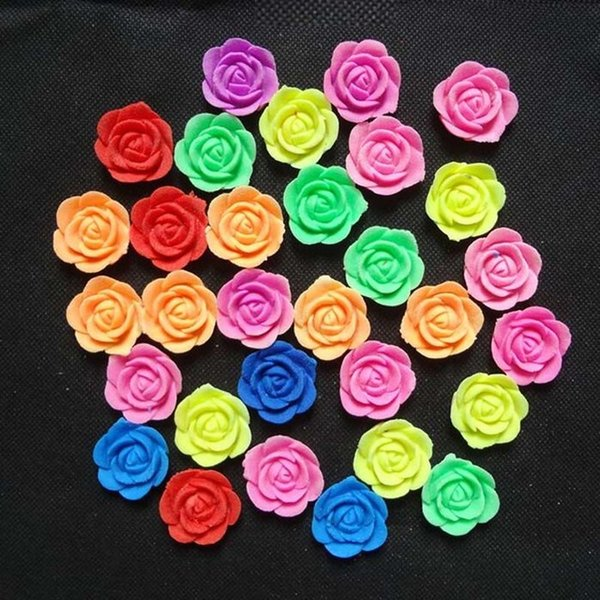 색깔 : 꽃