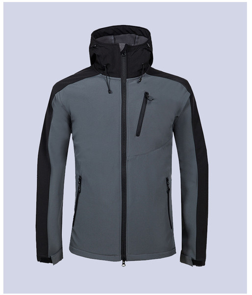 2018 Cavalrywolf Men 'S Winter Softshell Fleece Jackets Outdoor Sportswear Coat Hiking Trekking Camping Skiing Hunting Clothes Jacket From Jianpin,