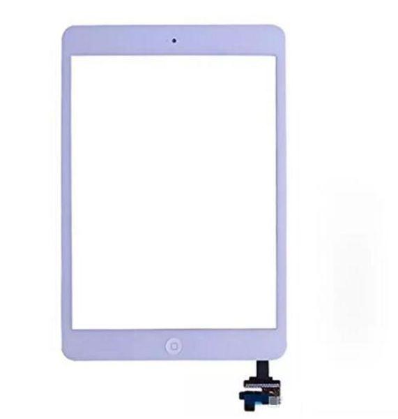 Панель экрана касания 100% новая стеклянная с Цифрователем с кнопками разъема ic на iPad Миниое 2 Хорошее