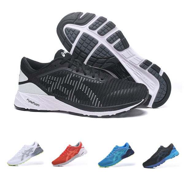 2019 Asics Original DynaFlyte 2 Men Running Shoes Top Quality Cheap Training Authentic Walking Sport Shoes Size 5.5 11 From Strive1616, $95.52  
