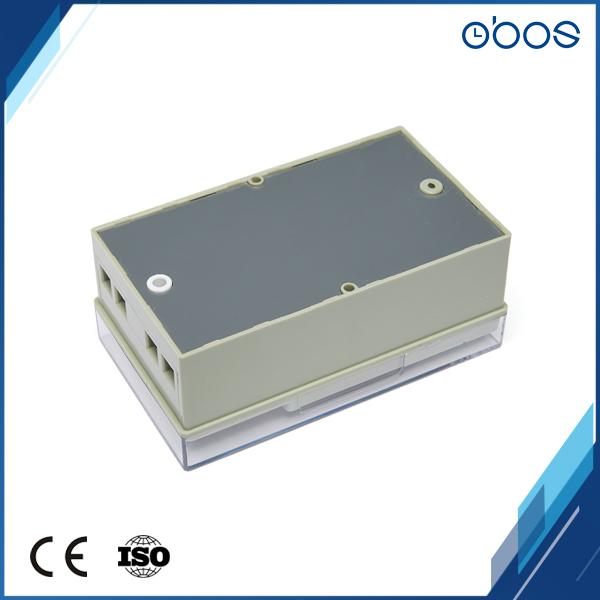 2pcs 240V mechanical timer switch 24 hours timer switch mechanical with 48 times on/off per day time setting range 30 min