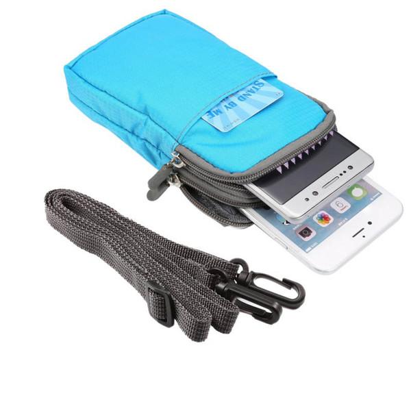 Universal Multi-Function Belt Clip Sport Bag Pouch Case for Acer Liquid Z205/M220/E2 V370/Z410/Z320/Z330/E3 V380/Z6E/Z6/E700/Jade/Z520/Z530