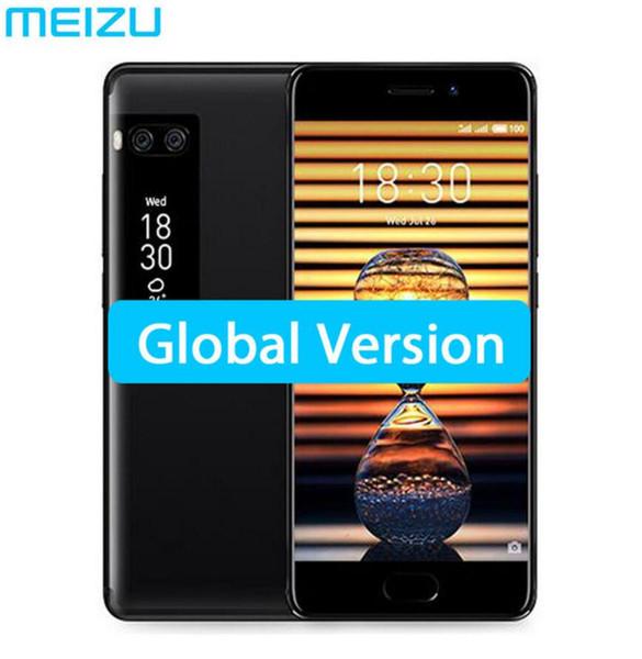 "WholeSales Original Meizu Pro 7 4G LTE 4GB RAM 64/128GB ROM MTK Helio X30 Deca Core 5.2"" 1080P AMOLED Screen Dual Rear Camera Fast Charge"