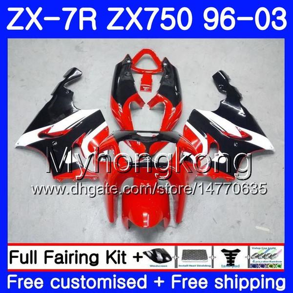 -95 KAWASAKI Ninja ZX7R Key Blank 1999 2000 2001 2002 2003 ZX 7R 1998 1997 1996