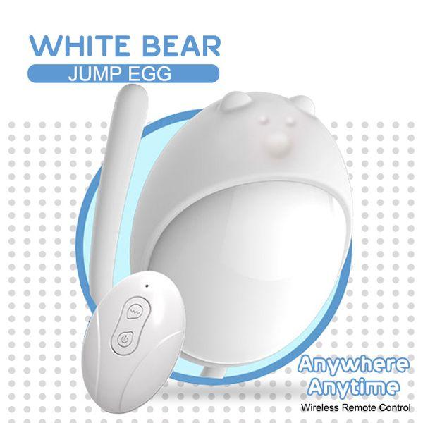 1 white.