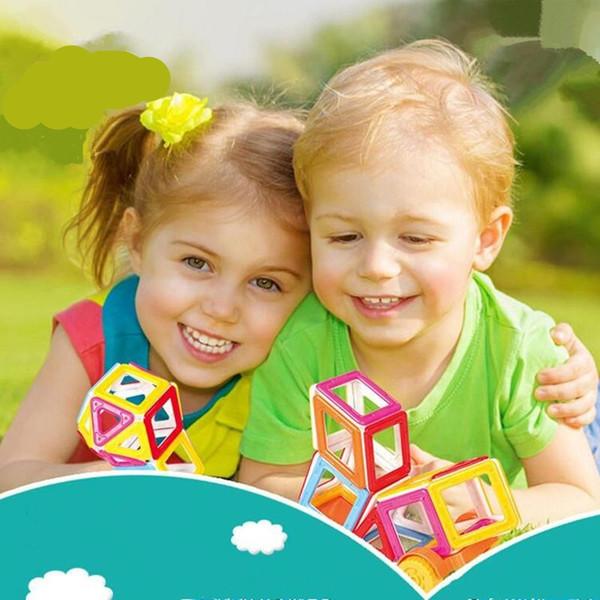 uilding Construction Toys Blocks 148Pcs Mini Magformers Magnetic Designer Blocks Modelos de construcción Juguetes para niños Kits de modelos de plástico Educationa ...