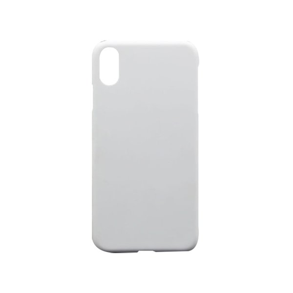 90 pcs/lot Retail 3D Sublimation Case Blank White Case for 3D Heat Transfer Printing for iPhone 9 9 Plus X Samsung Note