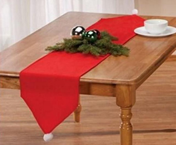 Christmas Table Runner Diy.Christmas Table Runner For Dinner Party Wedding Birthday