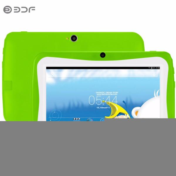 2018 bdf 7 polegada barato e simples tablet pc educação android 4.4 8 gb flash quad core aprendizagem entretenimento tablet pc