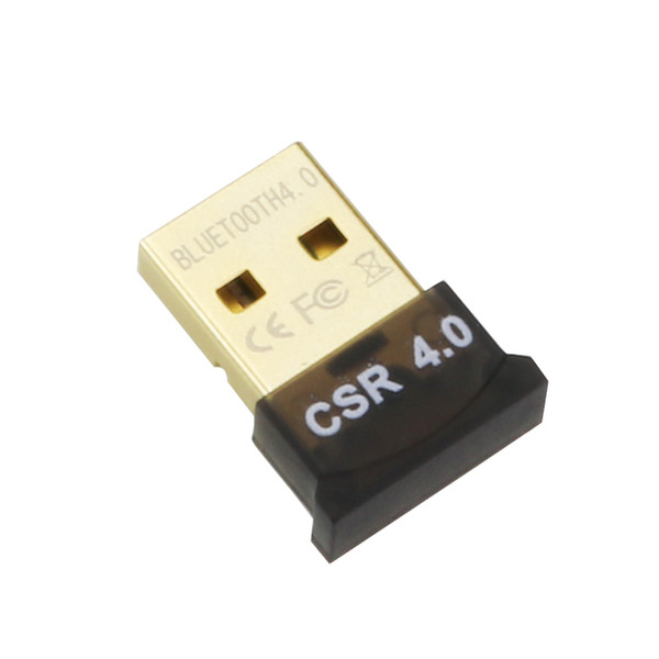 Kablosuz USB Bluetooth 4.0 Adaptörü Bluetooth Dongle Müzik Ses Alıcı Adaptörü PC Dizüstü Bilgisayar için Bluetooth Verici
