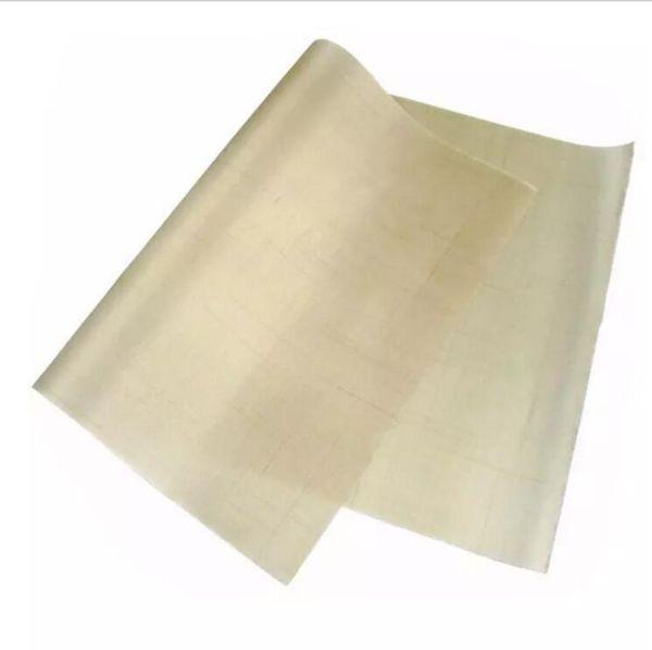 Durable Cloth Baking Non-Stick Fiberglass Mat hot Multifunctional BBQ Nonstick Baking Sheet Mat 60 * 40 cm