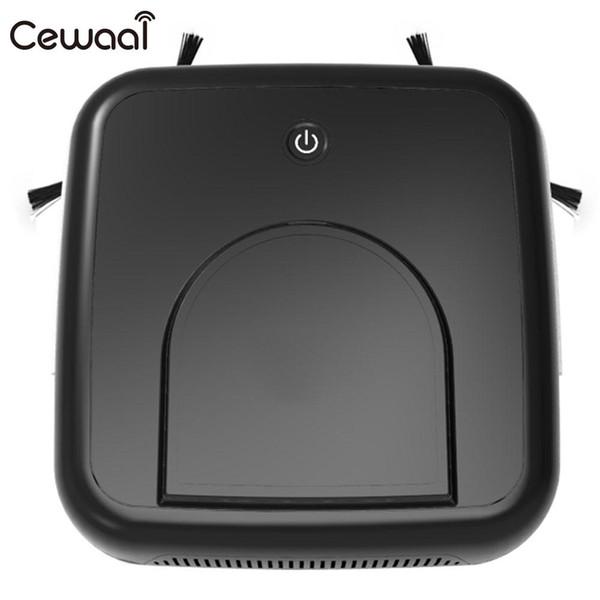 Cewaal Smart Cleaner Quadrate автоматический влажный и сухой пол очиститель уборочная машина Тихий аккумуляторная авто очистки робот