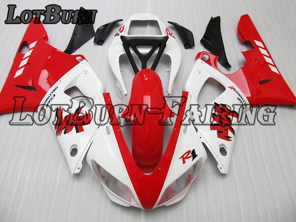 Fit For Yamaha YZF R1 YZF-R1 YZF1000 R1 1998 1999 98 99 Motorcycle Fairing Kit High Quality ABS Plastic Injection Molding Custom Made C745