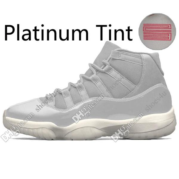 # 10 High Platinum Tint