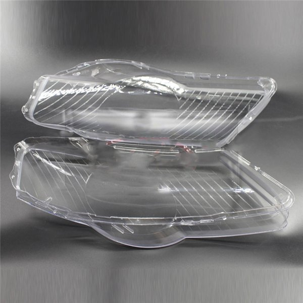 For Volkswagen VW Passat B6 2005 2006 2007 2008 2009 Car Headlight Headlamp Clear Lens Auto Shell Cover Driver & Passenger Side