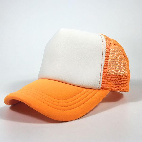 f294567dd91b1 New Creative Advertising Cap Custom Wholesale Cap Blank Mesh Hat Korean  Version of The Truck Printing