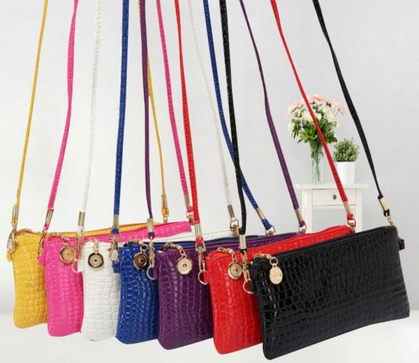 Горячая продажа новый модный женская мода искусственная кожа сумка Сумка на молнии сумка Сумка бесплатная доставка