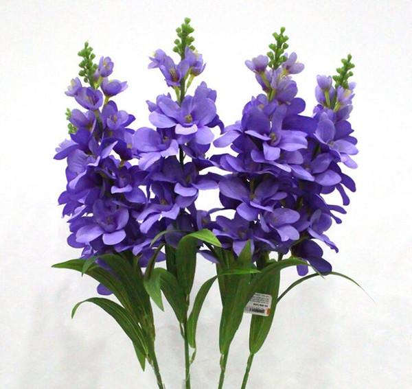 Artificial flower, home decoration, silk flower, single flower, night lily, flower room, flower arrangement, L891