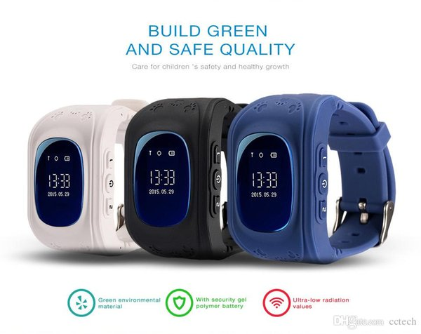 wholesale and retail 2018 The new Y19S 1.44 color touch screen dual watch children positioning intelligent positioning children watch phone